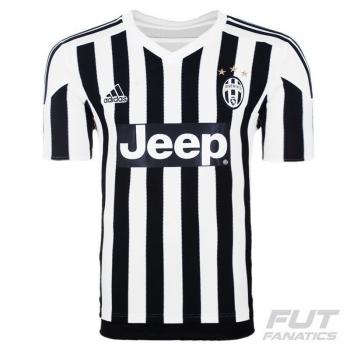 Camisa Adidas Juventus Home 2016