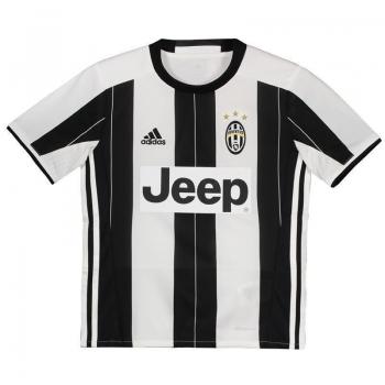 Camisa Adidas Juventus Home 2017 Juvenil