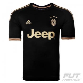 Camisa Adidas Juventus Third 2016