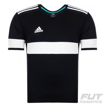 Camisa Adidas Konn 16 Preta
