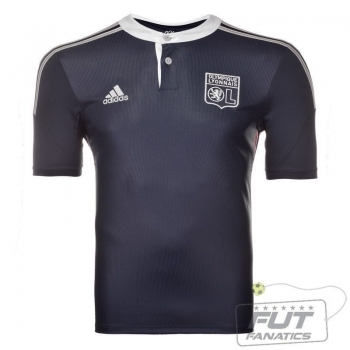 Camisa Adidas Lyon Third 2015