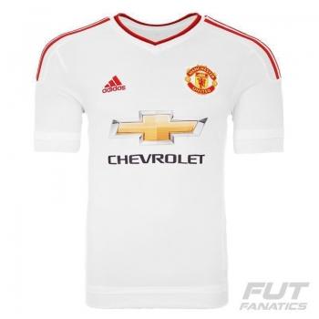 Camisa Adidas Manchester United Away 2016