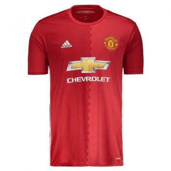 Camisa Adidas Manchester United Home 2017