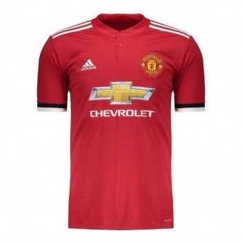 Camisa Adidas Manchester United Home 2018