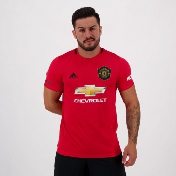 Camisa Adidas Manchester United Home 2020