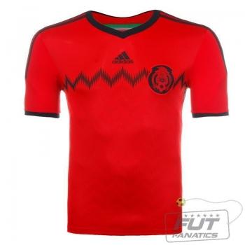 Camisa Adidas México Away 2014
