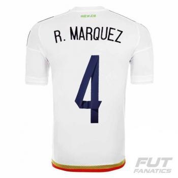 Camisa Adidas México Away 2015