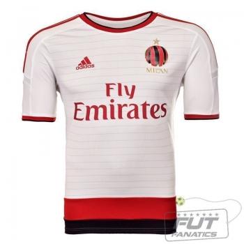 Camisa Adidas Milan Away 2015