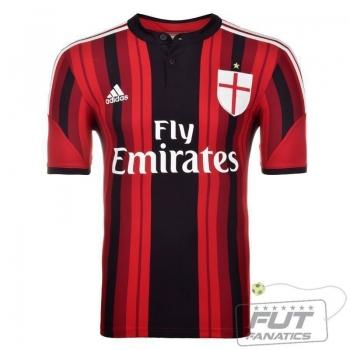 Camisa Adidas Milan Home 2015