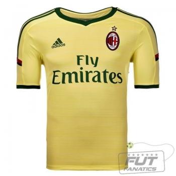 Camisa Adidas Milan Third 2015