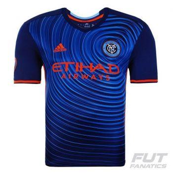 Camisa Adidas New York City FC Away 2016