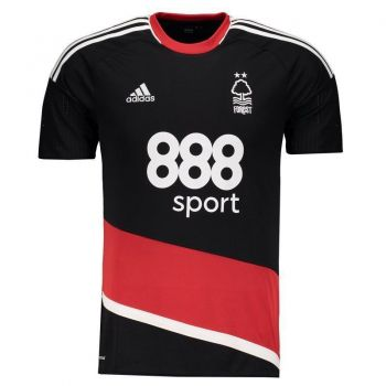 Camisa Adidas Nottingham Forest Away 2017