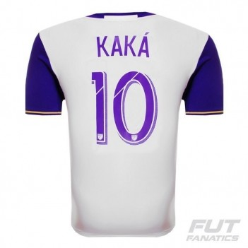 Camisa Adidas Orlando City Away 2016 10 Kaká