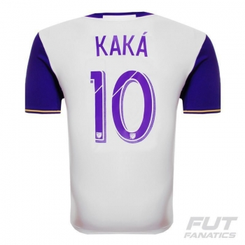 Camisa Adidas Orlando City Away 2016 10 Kaká