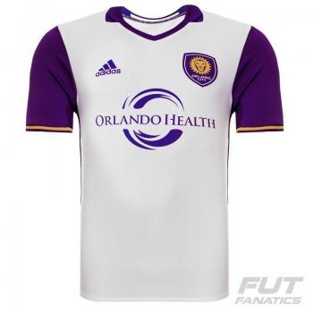 Camisa Adidas Orlando City Away 2016