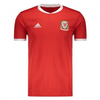 Camisa Adidas País de Gales Home 2018