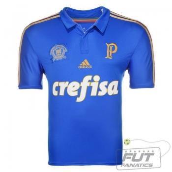 Camisa Adidas Palmeiras 1914 Centenário com Patrocínio