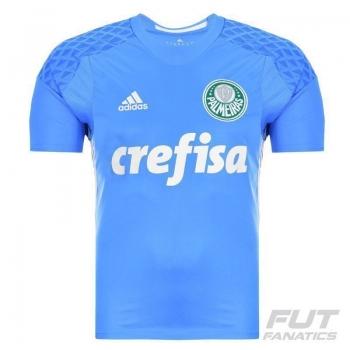 Camisa Adidas Palmeiras Goleiro I 2016