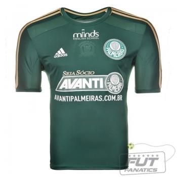 Camisa Adidas Palmeiras I 2014 Avanti