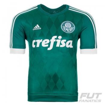 Camisa Adidas Palmeiras I 2015