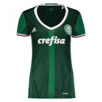 Camisa Adidas Palmeiras I 2016 Feminina