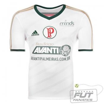 Camisa Adidas Palmeiras II 2014 Avanti
