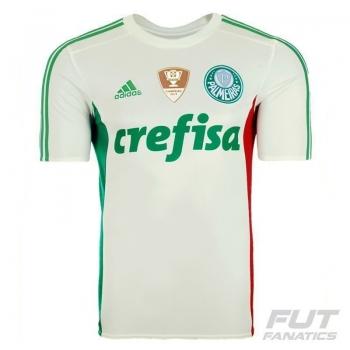 Camisa Adidas Palmeiras II 2015 Patch Copa do Brasil