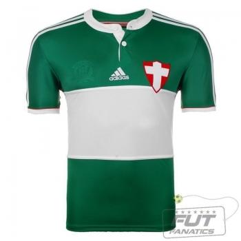 Camisa Adidas Palmeiras Savóia 2014