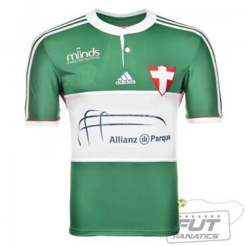 Camisa Adidas Palmeiras Savóia 2014 Allianz
