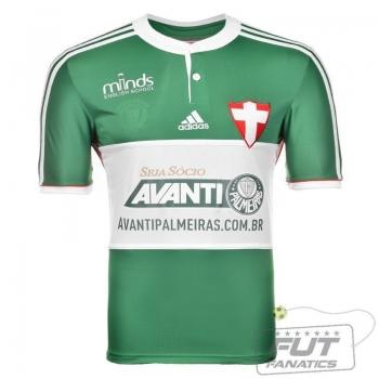 Camisa Adidas Palmeiras Savóia 2014 Avanti