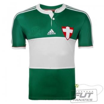Camisa Adidas Palmeiras Savóia 2014 Juvenil