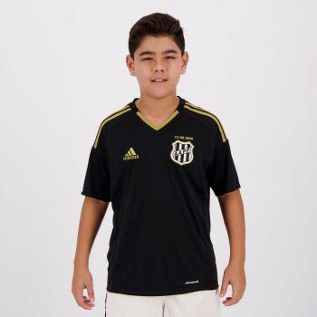 Camisa Adidas Ponte Preta II 2016 Juvenil