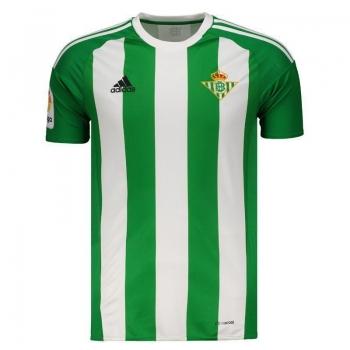 Camisa Adidas Real Betis Home 2017