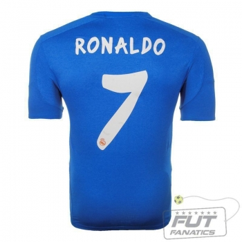 Camisa Adidas Real Madrid Away 2014