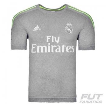 Camisa Adidas Real Madrid Away 2016