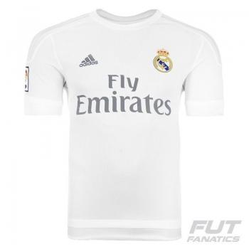 Camisa Adidas Real Madrid Home 2016