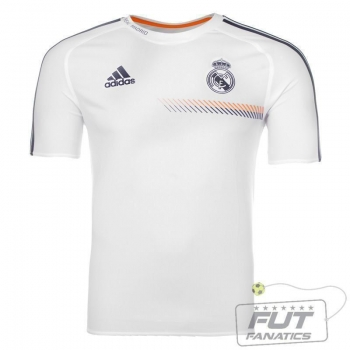 Camisa Adidas Real Madrid Treino I
