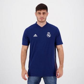 Camisa Adidas Real Madrid Viagem 2021