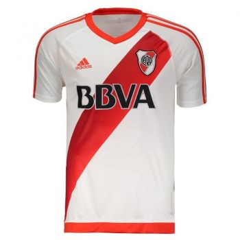 Camisa Adidas River Plate Home 2017