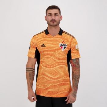 Camisa Adidas São Paulo Goleiro II 2021 Libertadores