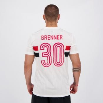 Camisa Adidas São Paulo I 2020 30 Brenner