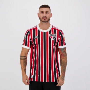Camisa Adidas São Paulo II 2021 Libertadores