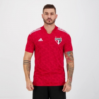 Camisa Adidas São Paulo Pré Jogo 2021