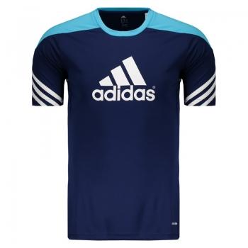 Camisa Adidas Sere 14 Treino Marinho