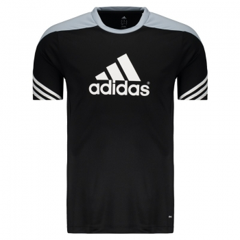 Camisa Adidas Sere 14 Treino Preta