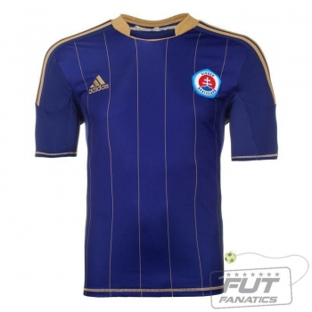 Camisa Adidas Slovan Bratislava Away 2013