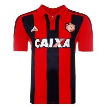 Camisa Adidas Sport Recife I 2015 110 Anos com Patrocínio