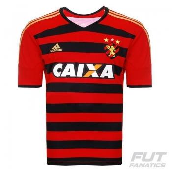 Camisa Adidas Sport Recife I 2015