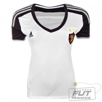 Camisa Adidas Sport Recife II 2014 Feminina