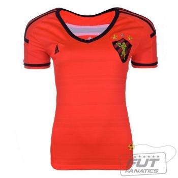 Camisa Adidas Sport Recife III 2014 Feminina